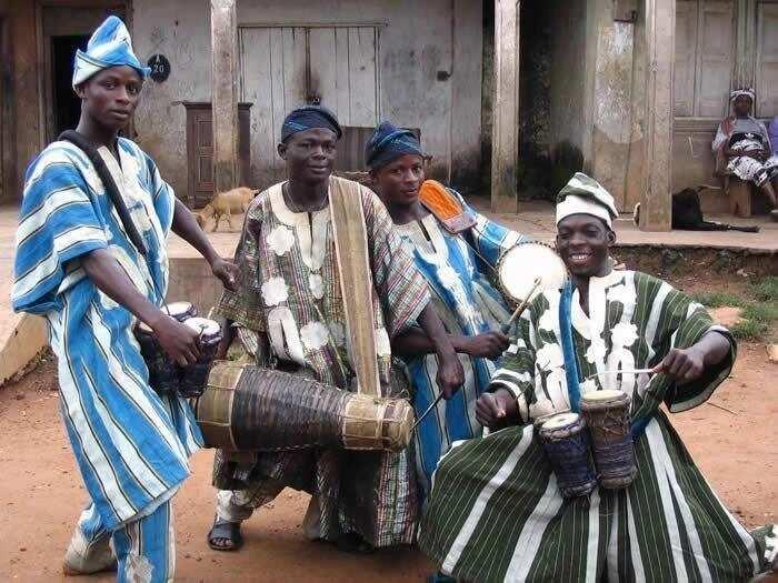 Origin of Yoruba language in Nigeria
