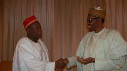 President Buhari praises Ganduje for his good projects
