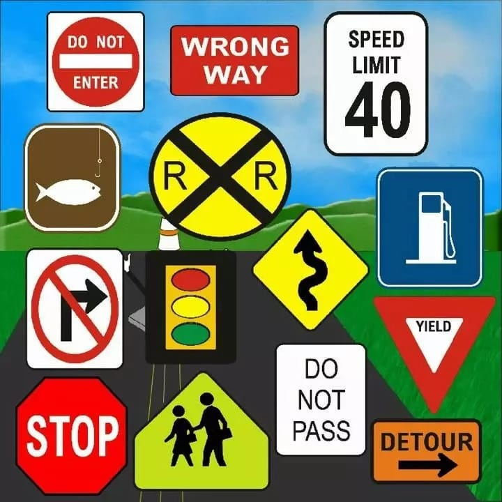 Nigeria Road Signs and Their Meanings [Updated] ▷ Legit ng