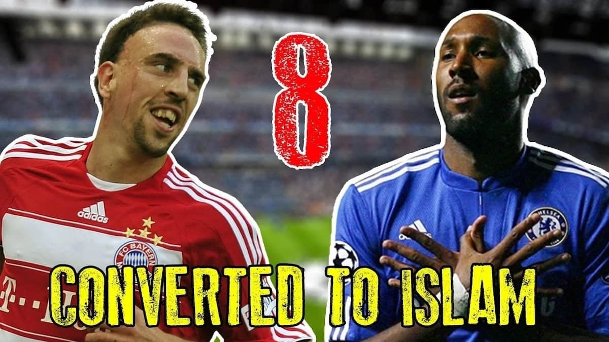 Footballers who have converted to Islam