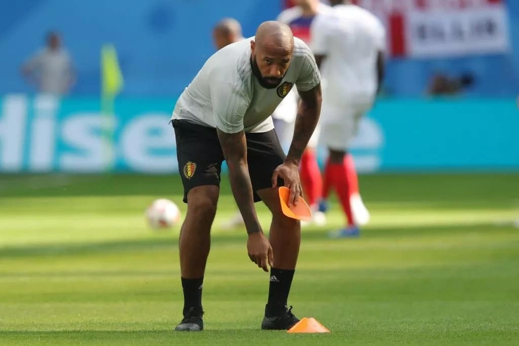 Henry linked with Egypt coaching job as his agent meets EFA official