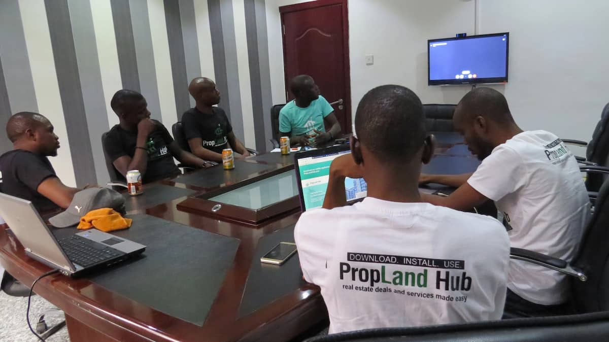 PropLand Hub: A mobile app set to revolutionise the Nigerian real estate market