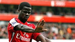 Arsenal finally reveal what they will do to help broke former star Emmanuel Eboue