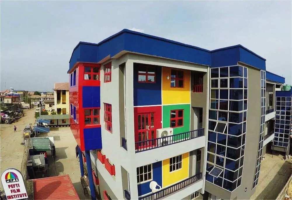 Excellent Top 5 Film Schools In Nigeria Legit Ng Download Free Architecture Designs Pushbritishbridgeorg