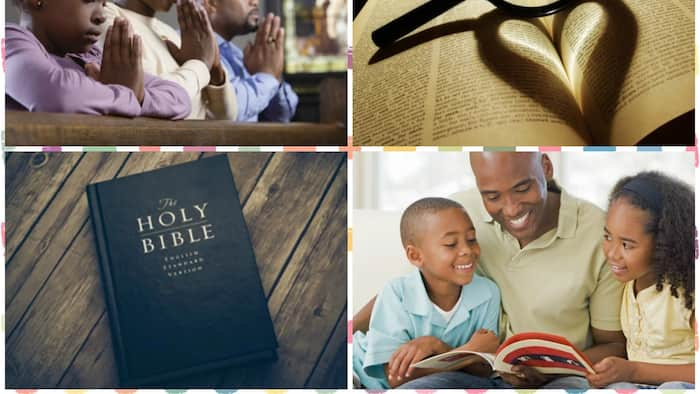 Powerful prayer points for family with Bible verses