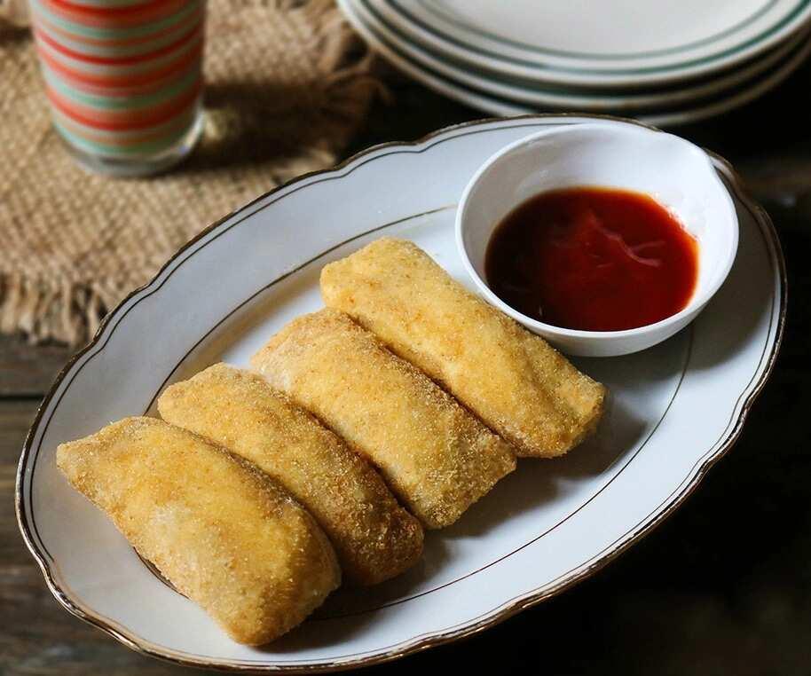 Wara chicken bread rolls