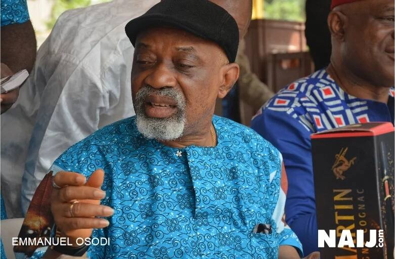 Video: Ngige Tells Buhari What He Must Do About Biafra
