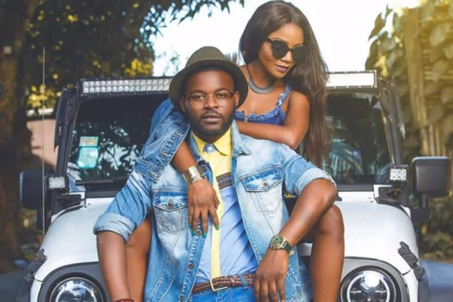 Simi and Falz