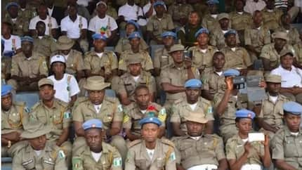 Group petitions Human Rights Commission over sealing of Peace Corps office by Police