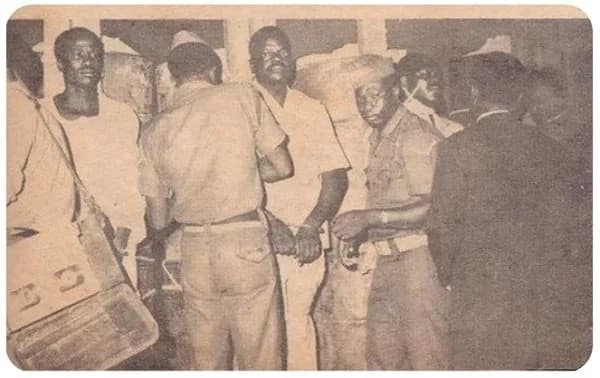 1976 coup plotters and how treated by Obasanjo's military regime (LIST)