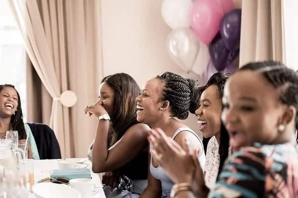 3f3eb5ca9840 Bridal shower pictures in Nigeria  ideas to use ▷ Legit.ng