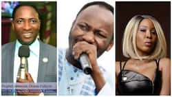 God revealed to me that Apostle Suleman would be involved in a scandal before it happened - Prophet Jeremiah Omoto Fufeyin (photos)