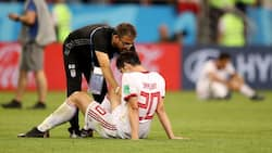 World Cup star retires from international football after serious abuse which makes his mother ill