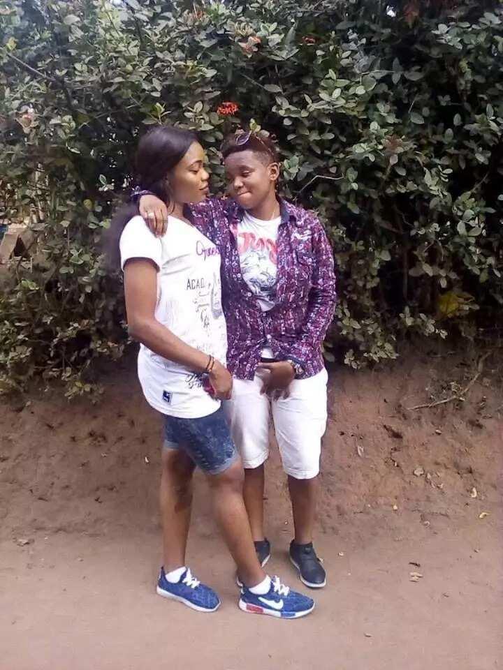 Girls nigeria lesbian Lesbianism: Do