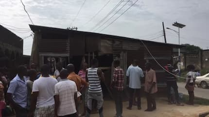 High-tension cable causes havoc in Calabar, kills one, destroys houses on new year's eve
