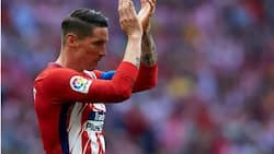 Atletico Madrid name Fernando Torres, Oblack and 18 other world stars that will face Super Eagles in Uyo