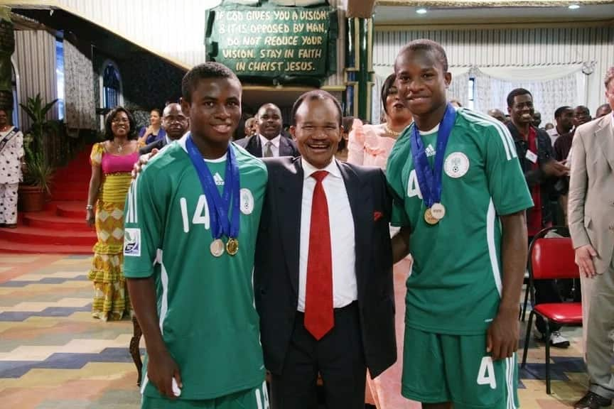 5 Nigerian footballers who reportedly visited TB Joshua