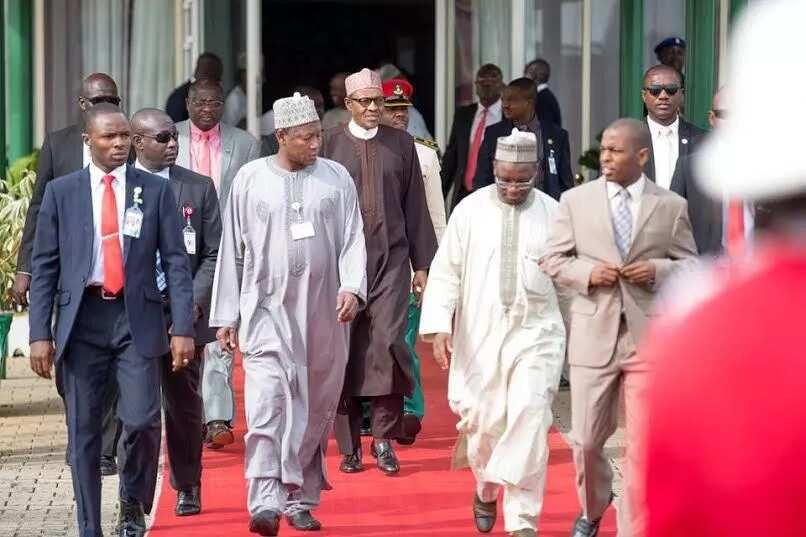 President Buhari Leaves Nigeria, Heads To India