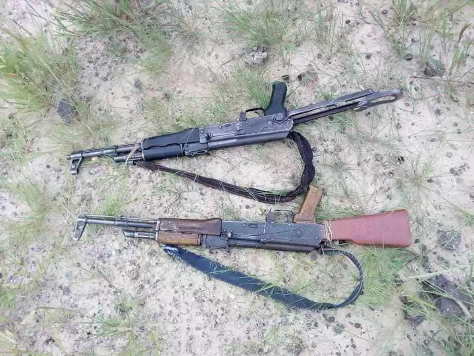 Army troops kill 3 Boko Haram terrorists, recover weapons in Borno