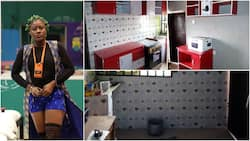BBNaija 2018: Alex wins competition, gets her mother's kitchen renovated