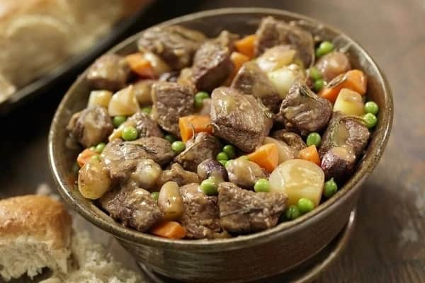 How to cook stew meat