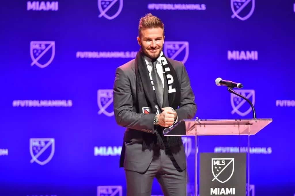 David Beckham eyes Lionel Messi for Inter Miami's first campaign in MLS