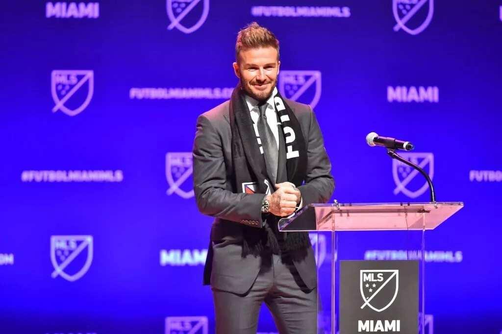 Beckham's club eye Ronaldo ahead of its debut in 2020