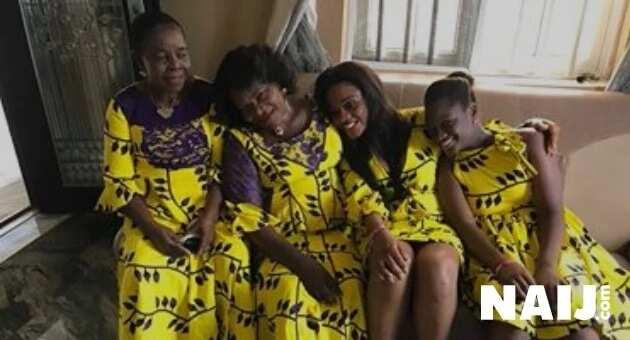 Legit.ng reader Chioma Agaehi shares stunning photos of her big family