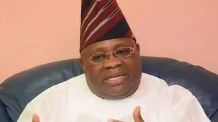 Dragging me to court on false charges will not stop me from regaining my mandate - Adeleke