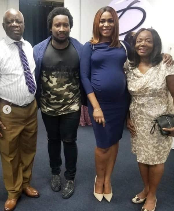 Linda Ikeji receives United Nations Global Award in the United States (photos)