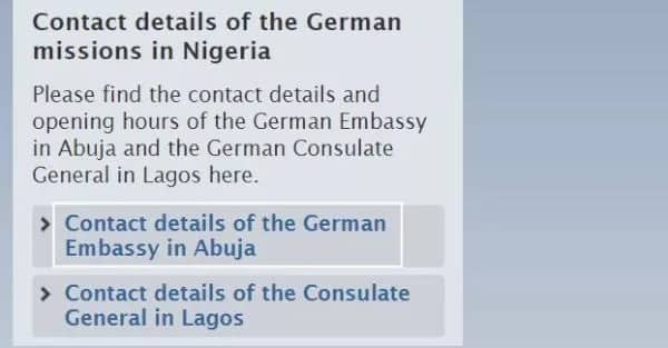How to book your German visa appointment in Nigeria quickly ▷ Legit ng