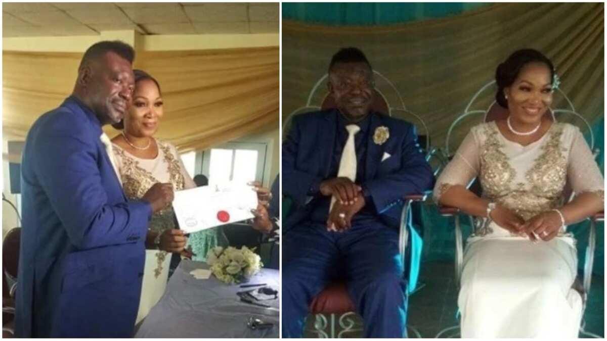 Ondo Commissioner for women affairs and social development Hon Wumi Olatunji weds hearthrob (photos)