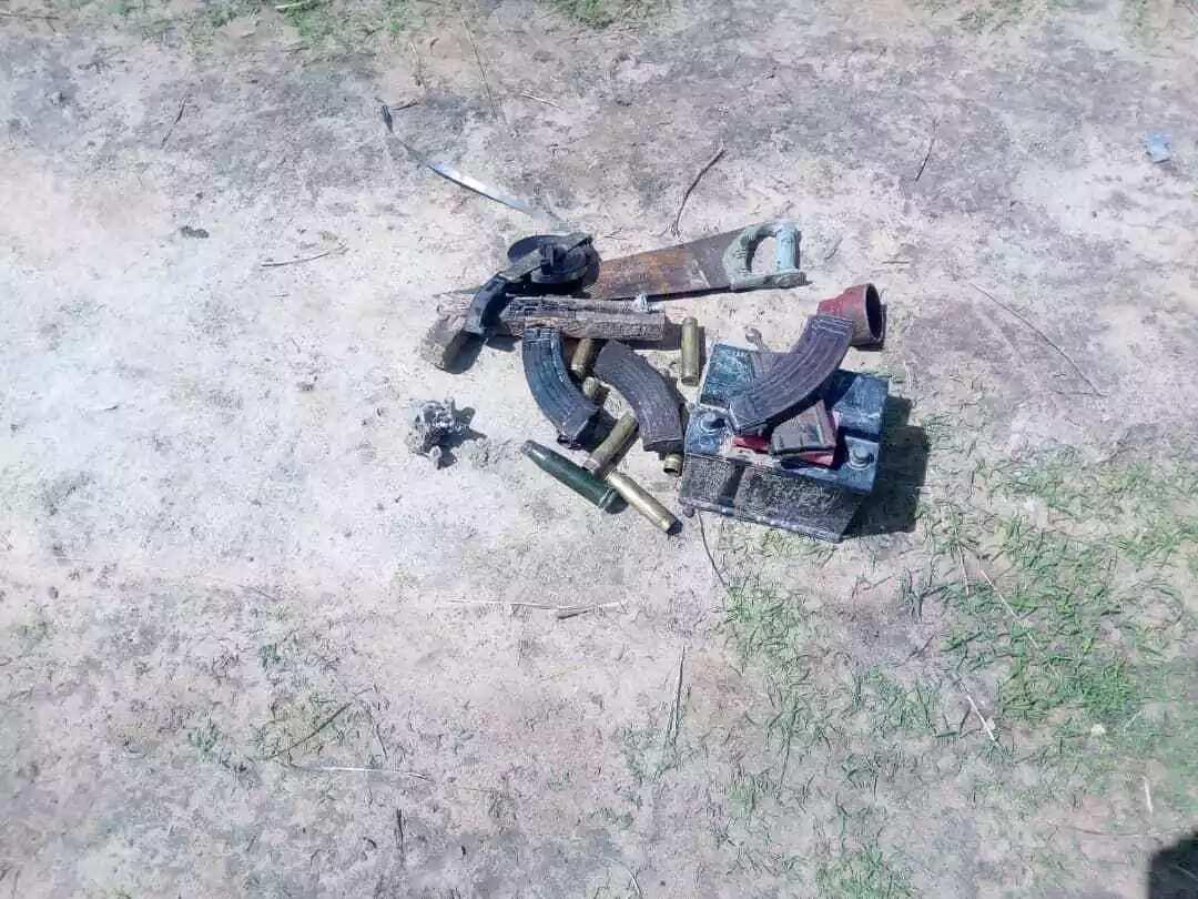Rundunar sojin Najeriya sun yi arangama da yan Boko Haram a Mallam Matsari