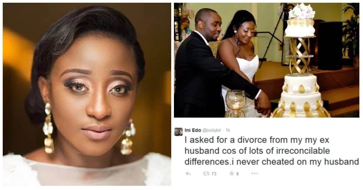 Ini Edo ex-husband and reasons for divorce ▷ Legit ng