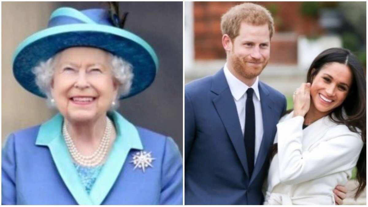 Royal Family reacts to Meghan Markle's family drama
