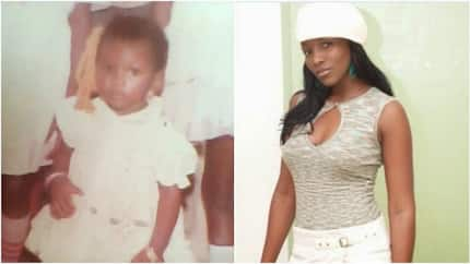 7 throwback photos of Genevieve Nnaji as she celebrates her 39th birthday