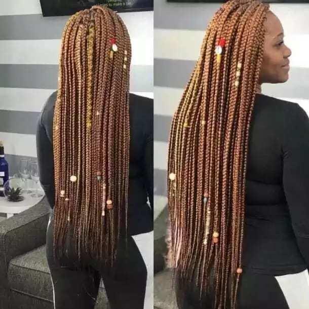 Combo braids