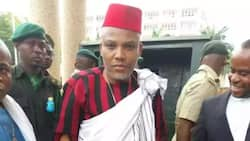 Finally! Nnamdi Kanu speaks on Biafra deadline, says the media is being manipulated by the government