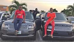 Tekno buys himself a new Range Rover, weeks after spending N20million on a Jeep