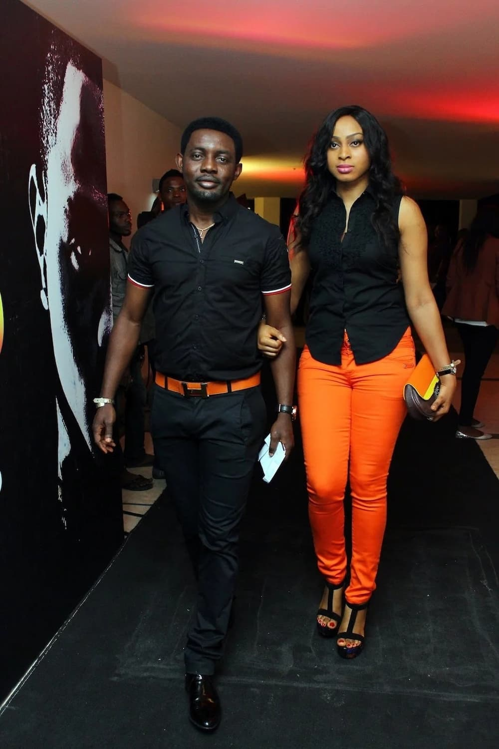 Comedian AY reacts to marriage crash