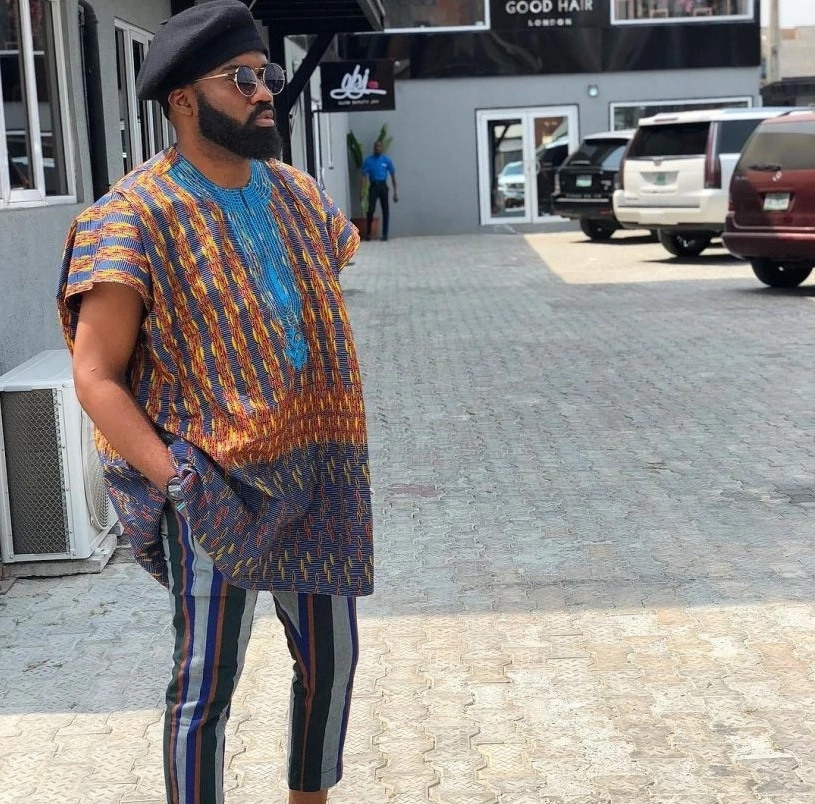Male Ankara Styles To Rock In 2019