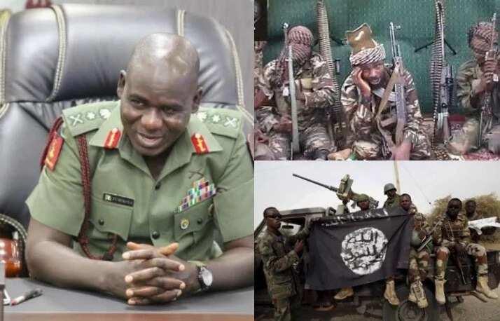 Binciken masana ya nuna Boko Haram ta kara karfi a 2017 fiye da a 2016