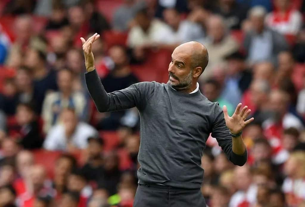 Guardiola cautions Liverpool and United to beware of City in Premier league race