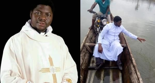 First Indigenous Abuja Catholic priest killed by armed robbers (photos)