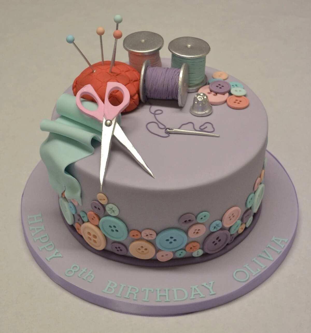Birthday cake for girls 11 cute designs ▷ Legit.ng