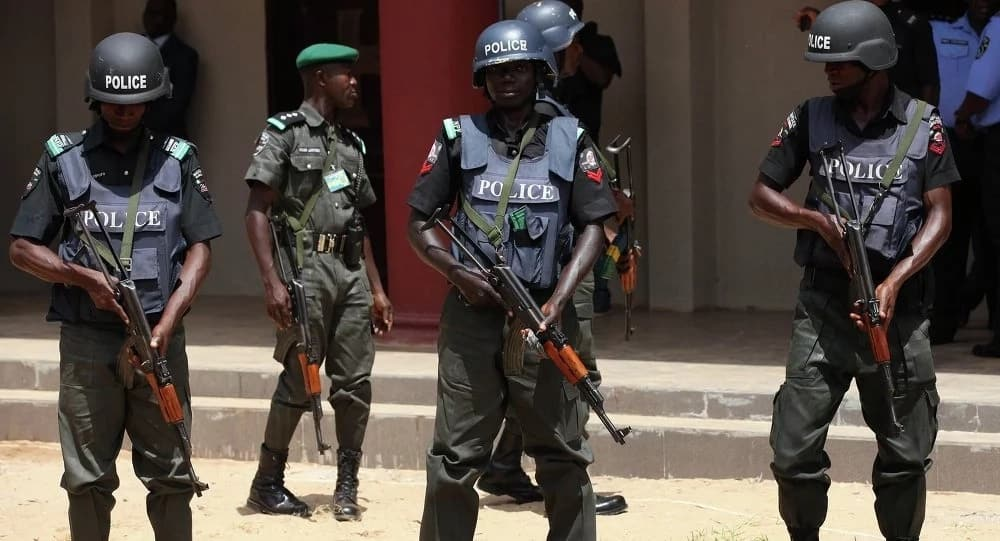 Police Force of Nigeria