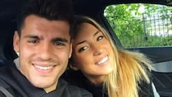 Chelsea star enjoys holiday with pregnant wife after World Cup snub (photos)