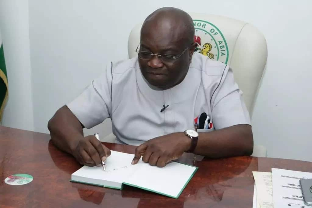 Abia ex-finance commissioner responsible for nonpayment salaries, pensions - Group - Legit.ng