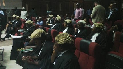 Court orders temporary forfeiture of N387m allegedly found in bank accounts of 4 top ex-INEC officials to FG