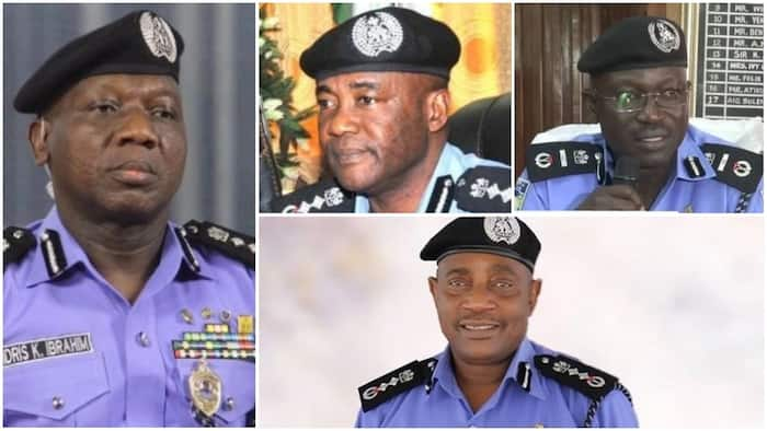 Full List Profiles Of Nigeria S IG Of Police Since